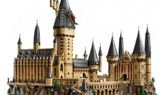 Harry Potter : LEGO lance sa plus grande version du château de Poudlard