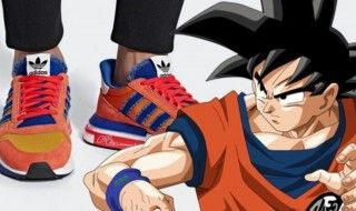 Adidas x Dragon Ball : des sneakers aux couleurs de Goku, Vegeta, Cell, etc.