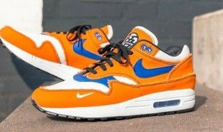 Dragon Ball : des Nike Air Max aux couleurs de Goku