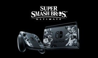 Nintendo Switch : un pack aux couleurs de Super Smash Bros Ultimate annoncé