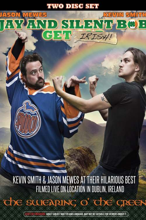 Affiche Jay and Silent Bob Get Irish: The Swearing o' The Green!