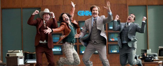 Anchorman 2 : Légendes Vivantes streaming gratuit