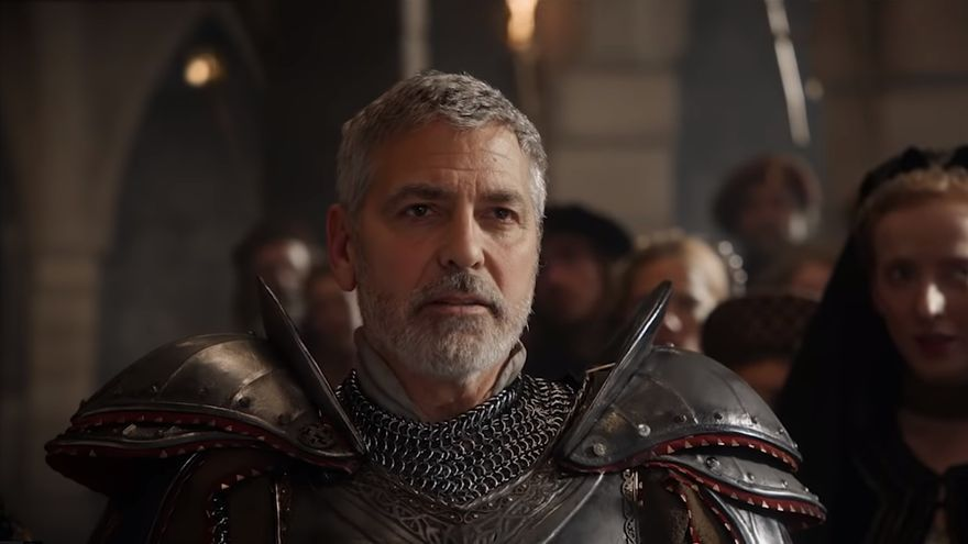 Game of Thrones : George Clooney tue un dragon pour Natalie Dormer
