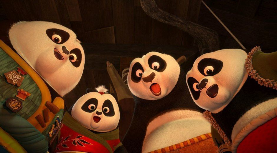 Kung Fu Panda: The Paws of Destiny s offre une bande annonce #1