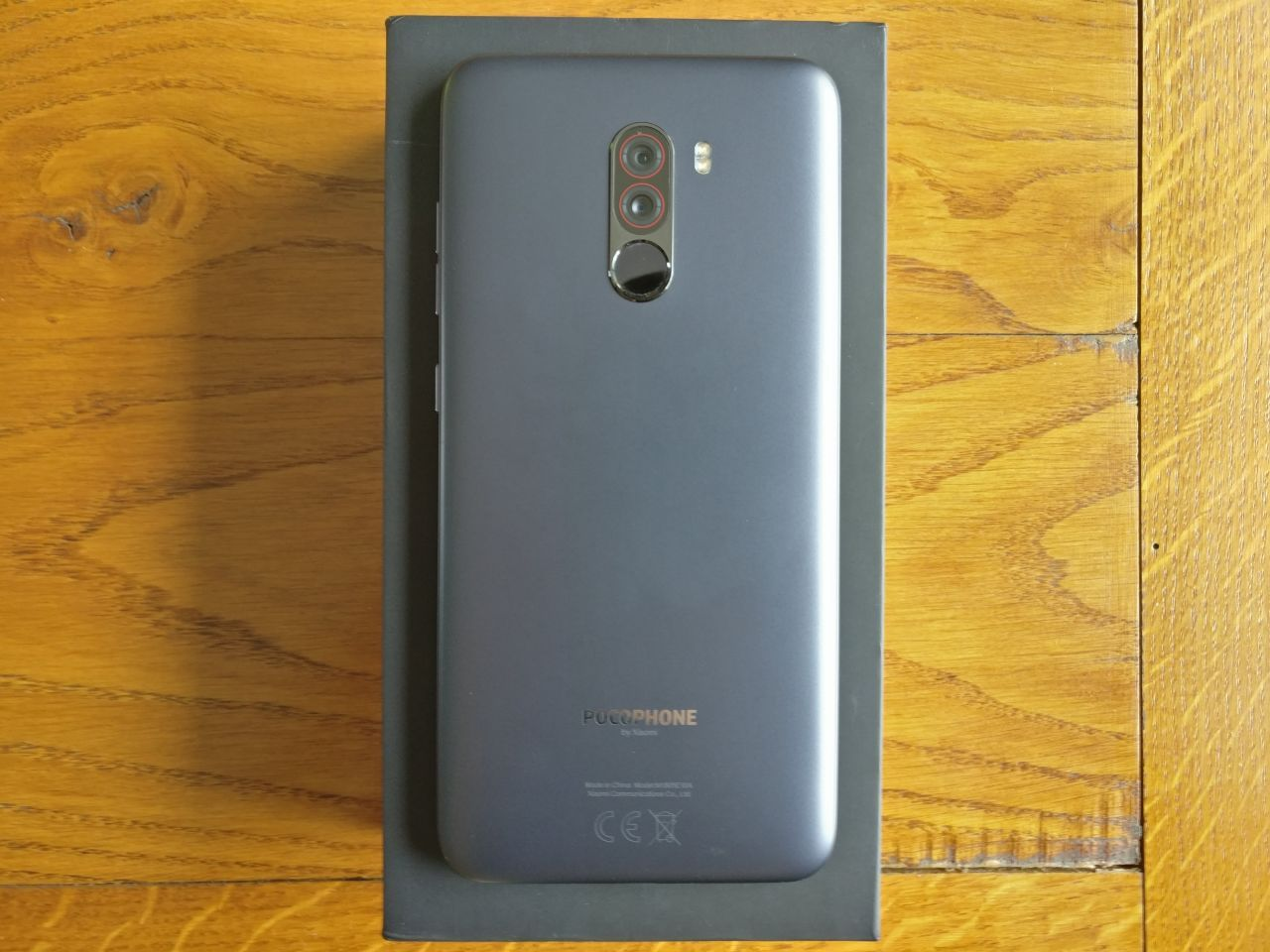 ] Pocophone F1 Key: An Excellent Smartphone Under 350 € # 5