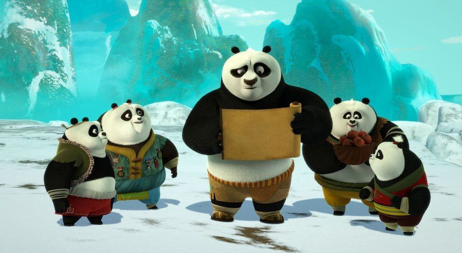 Kung Fu Panda: The Paws of Destiny s offre une bande annonce #2