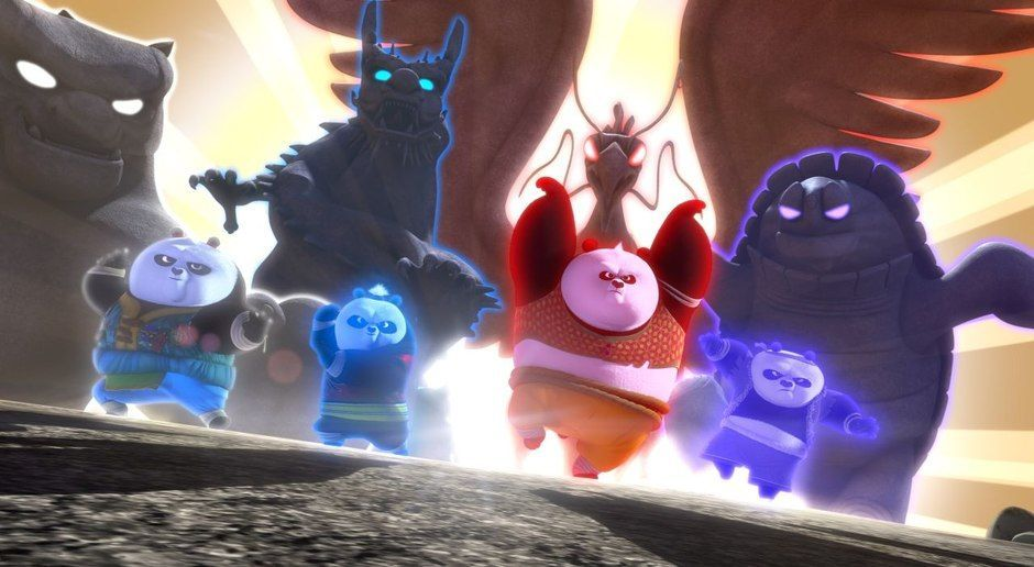 Kung Fu Panda: The Paws of Destiny s offre une bande annonce #3