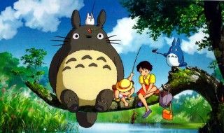 Le pop-up Store du studio Ghibli
