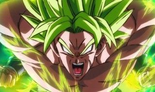 Dragon Ball Super : Broly le super guerrier