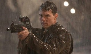 Jack Reacher : Tom Cruise