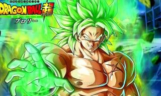 Dragon Ball Super Broly bat tous les records d'entrées au Japon