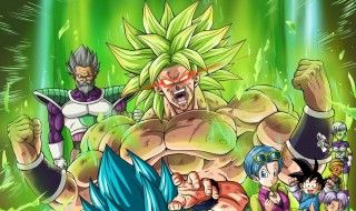 Dragon Ball Super Broly : la date de sortie nationale en France