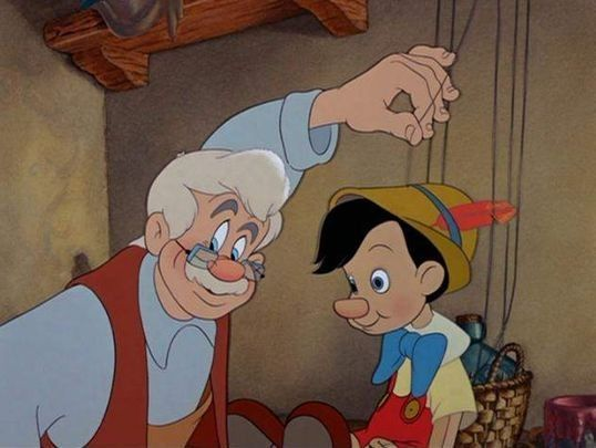 Pinocchio : Tom Hanks dans l adaptation live-action #1