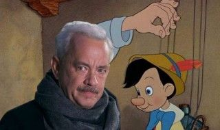 Pinocchio : Tom Hanks dans l'adaptation live-action