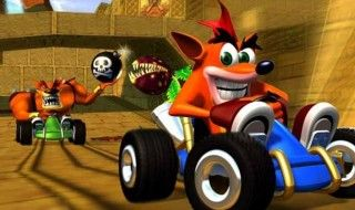 Crash Team Racing arrive sur PS4 en version remasterisée