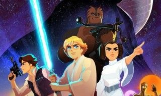 Star Wars Galaxy of Adventures : la série animée disponible gratuitement sur Youtube US