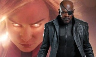 Captain Marvel : une figurine de Nick Fury devoile un énorme spoiler