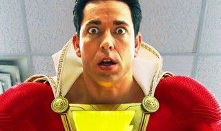 Shazam : le costume a coûté un million de dollars