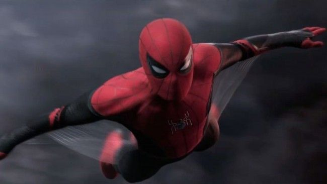 Spider-Man Far From Home : une 1ère bande annonce explosive #7