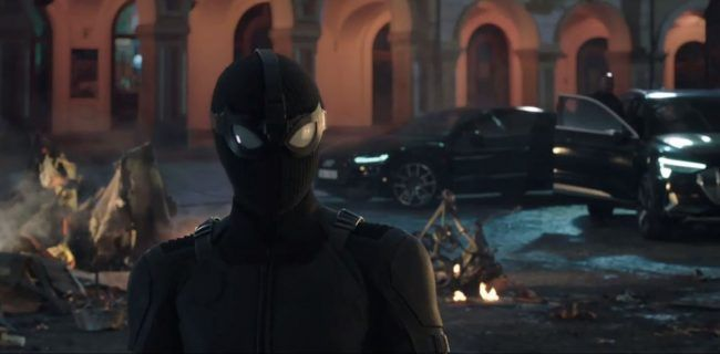 Spider-Man Far From Home : une 1ère bande annonce explosive #8