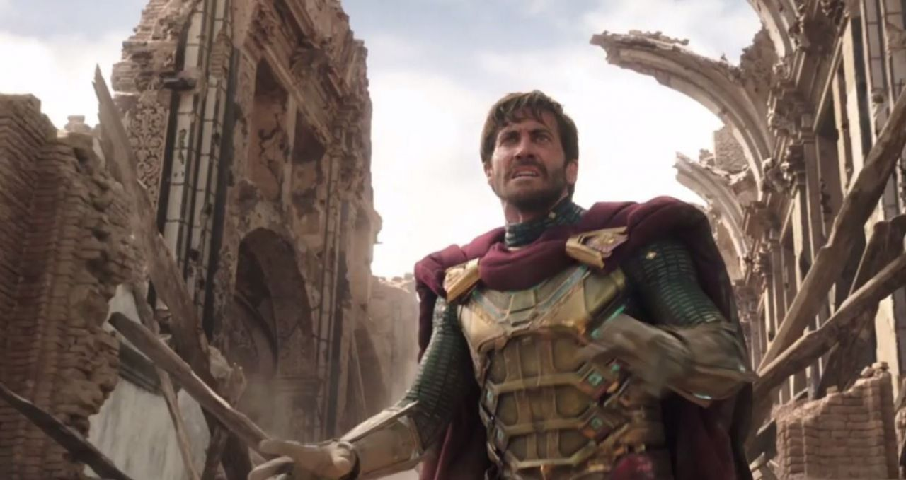 Spider-Man Far From Home : une 1ère bande annonce explosive #12