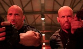 Hobbs & Shaw : un premier trailer complètement dingue pour le spin-off de Fast and Furious