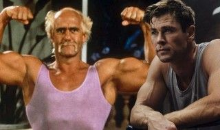 Netflix : Chris Hemsworth incarnera le catcheur Hulk Hogan dans son biopic