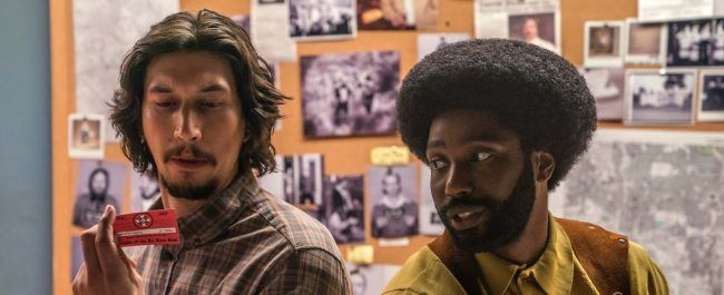 BlacKkKlansman streaming gratuit