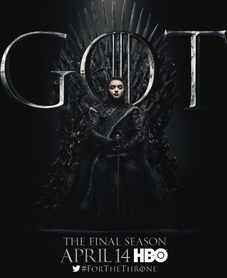 Game of Thrones : les affiches officielles de la Saison 8 #6