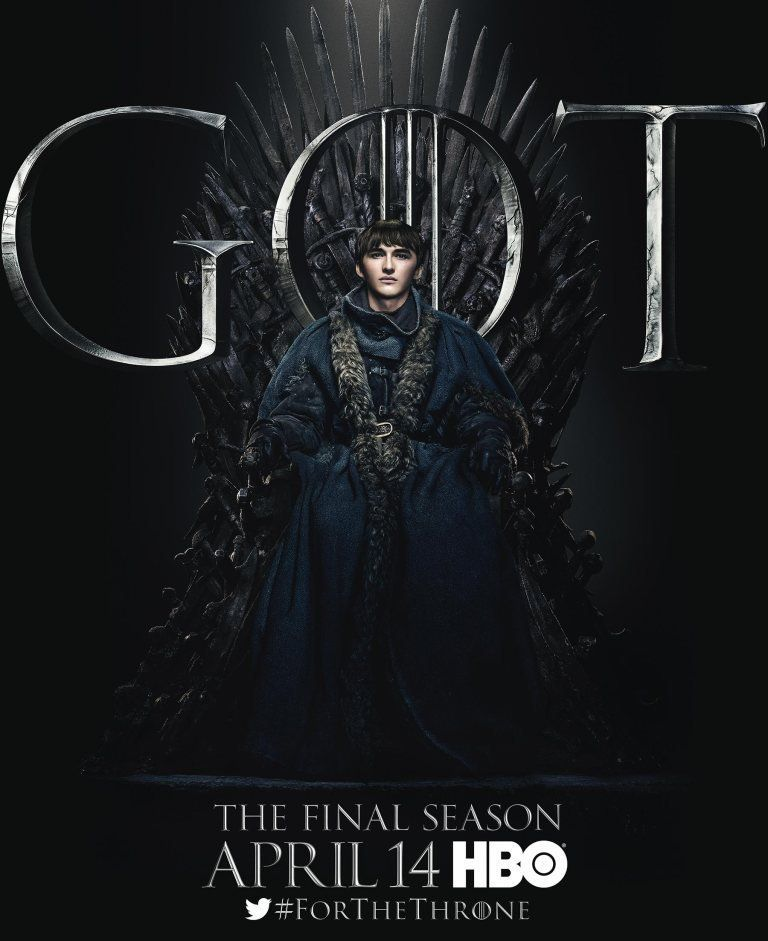 Game of Thrones : les affiches officielles de la Saison 8 #12