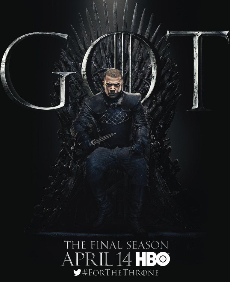 Game of Thrones : les affiches officielles de la Saison 8 #14