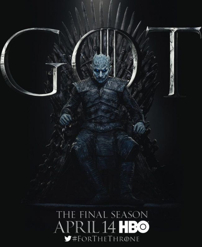 Game of Thrones : les affiches officielles de la Saison 8 #9