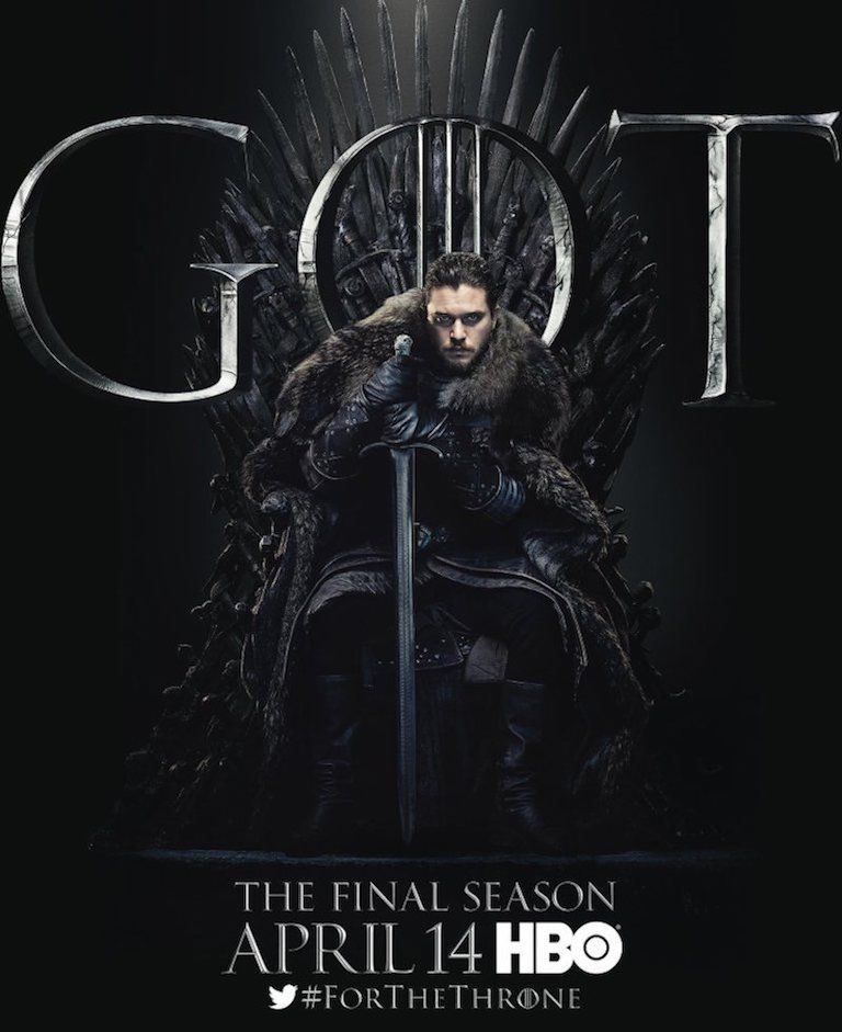 Game of Thrones : les affiches officielles de la Saison 8 #10