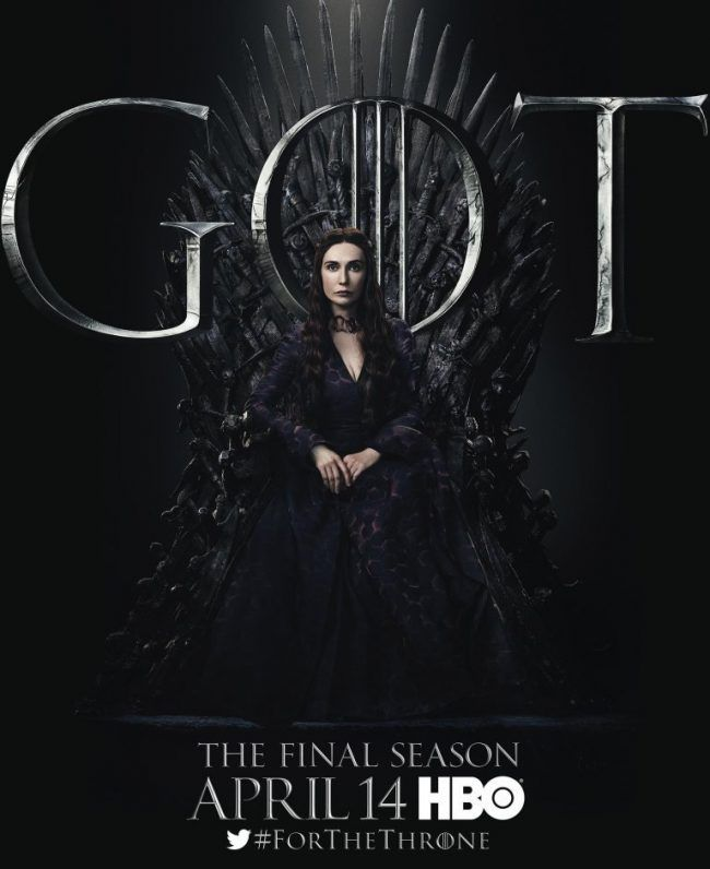 Game of Thrones : les affiches officielles de la Saison 8