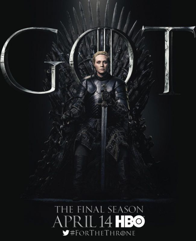 Game of Thrones : les affiches officielles de la Saison 8 #15