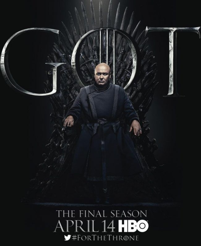 Game of Thrones : les affiches officielles de la Saison 8 #17
