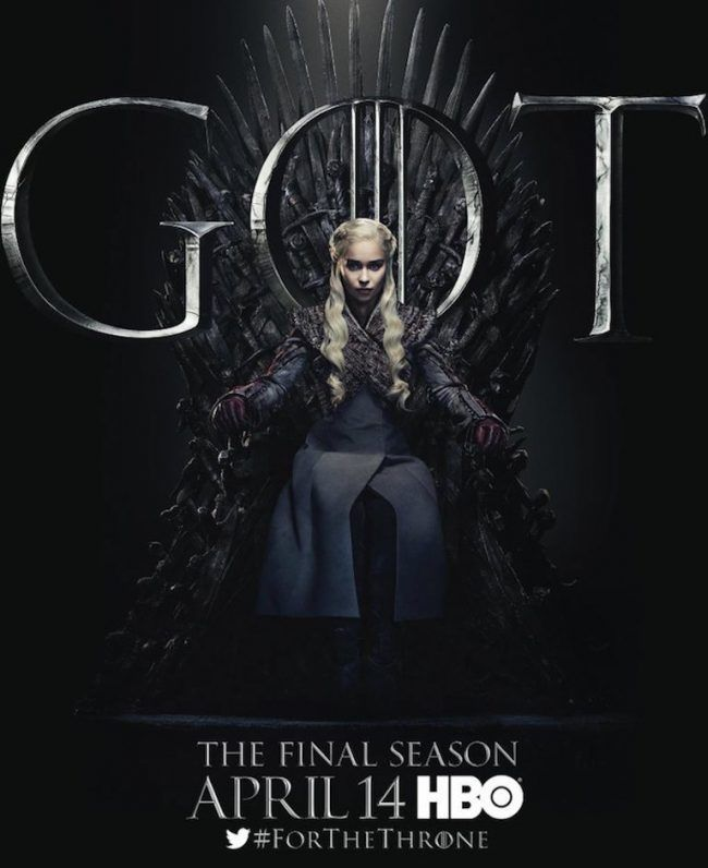 Game of Thrones : les affiches officielles de la Saison 8 #13