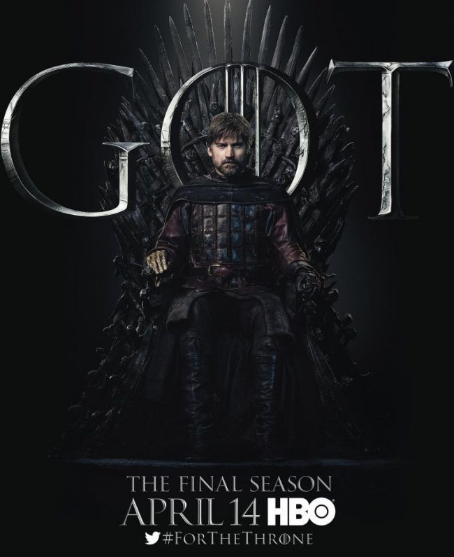 Game of Thrones : les affiches officielles de la Saison 8 #3