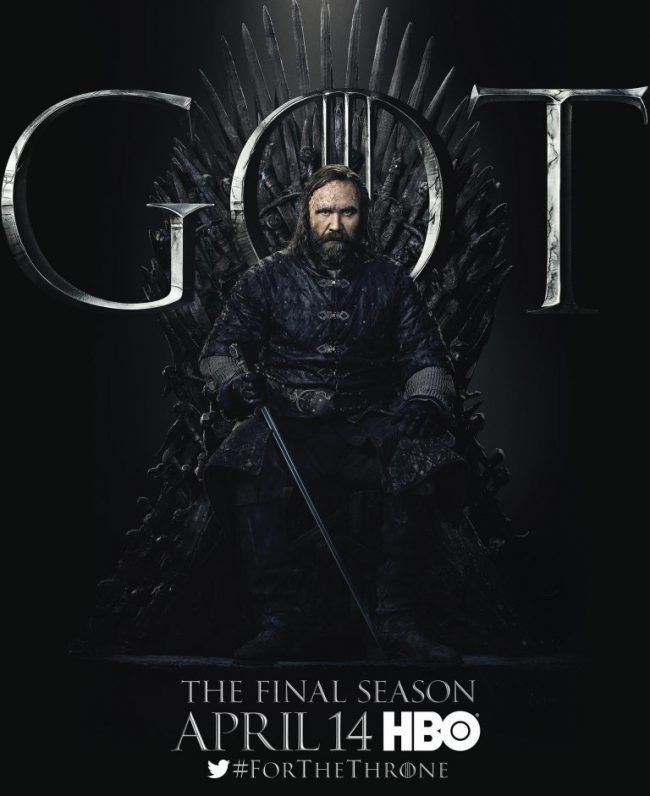 Game of Thrones : les affiches officielles de la Saison 8 #20