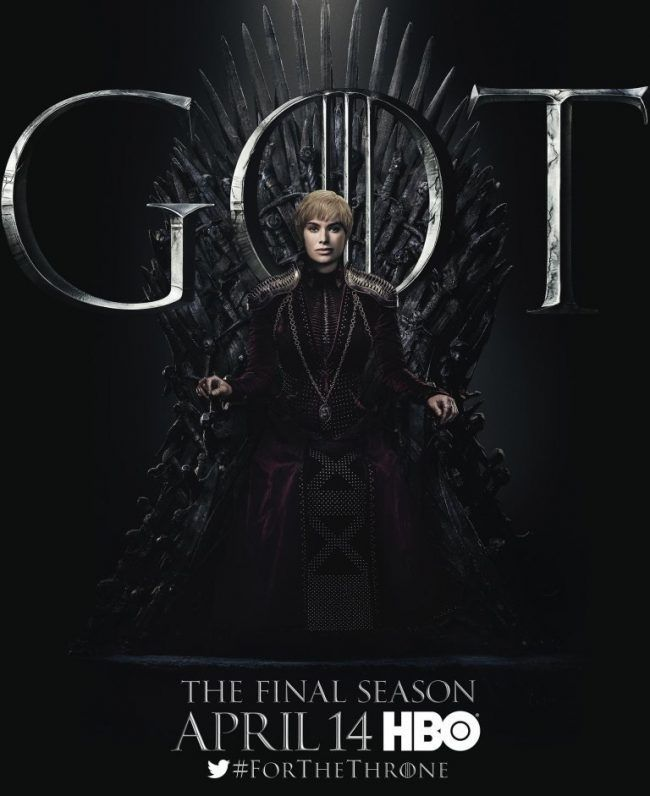Game of Thrones : les affiches officielles de la Saison 8 #19