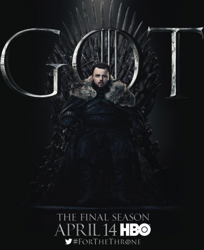 Game of Thrones : les affiches officielles de la Saison 8 #11