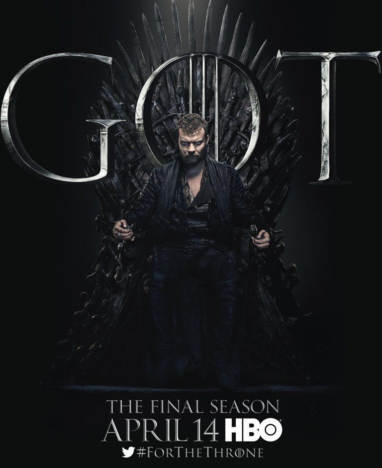 Game of Thrones : les affiches officielles de la Saison 8 #18