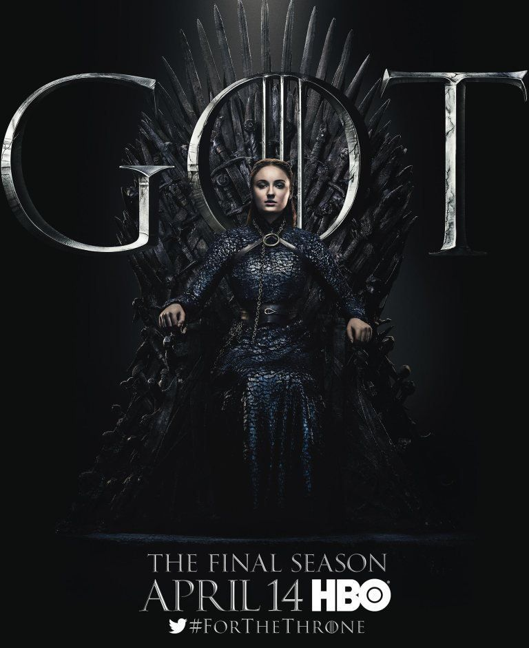 Game of Thrones : les affiches officielles de la Saison 8 #4