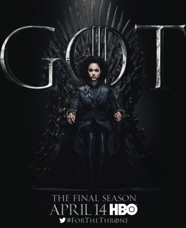 Game of Thrones : les affiches officielles de la Saison 8 #16