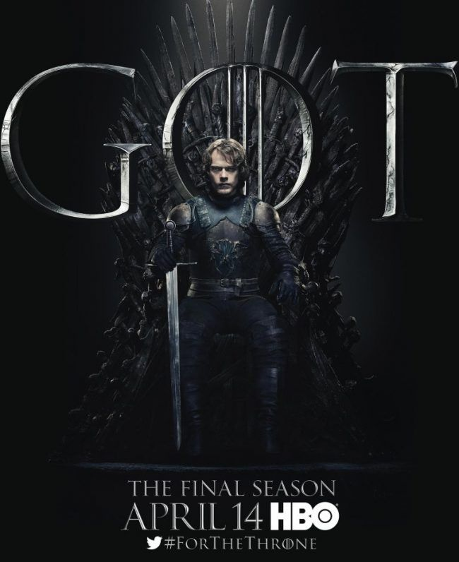 Game of Thrones : les affiches officielles de la Saison 8 #7