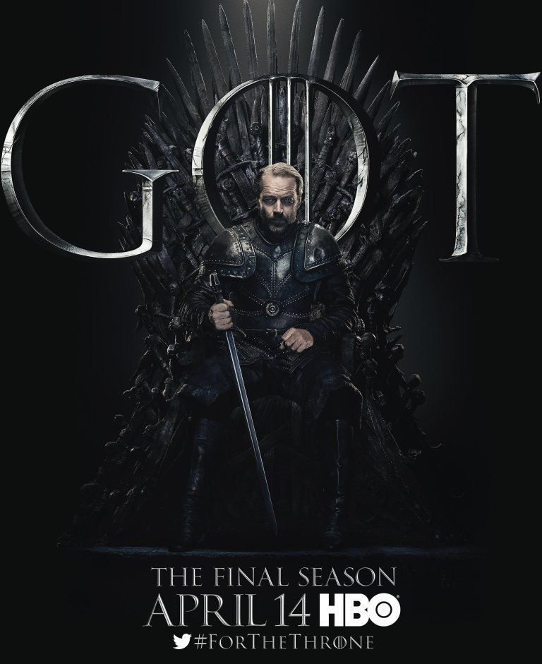 Game of Thrones : les affiches officielles de la Saison 8 #5