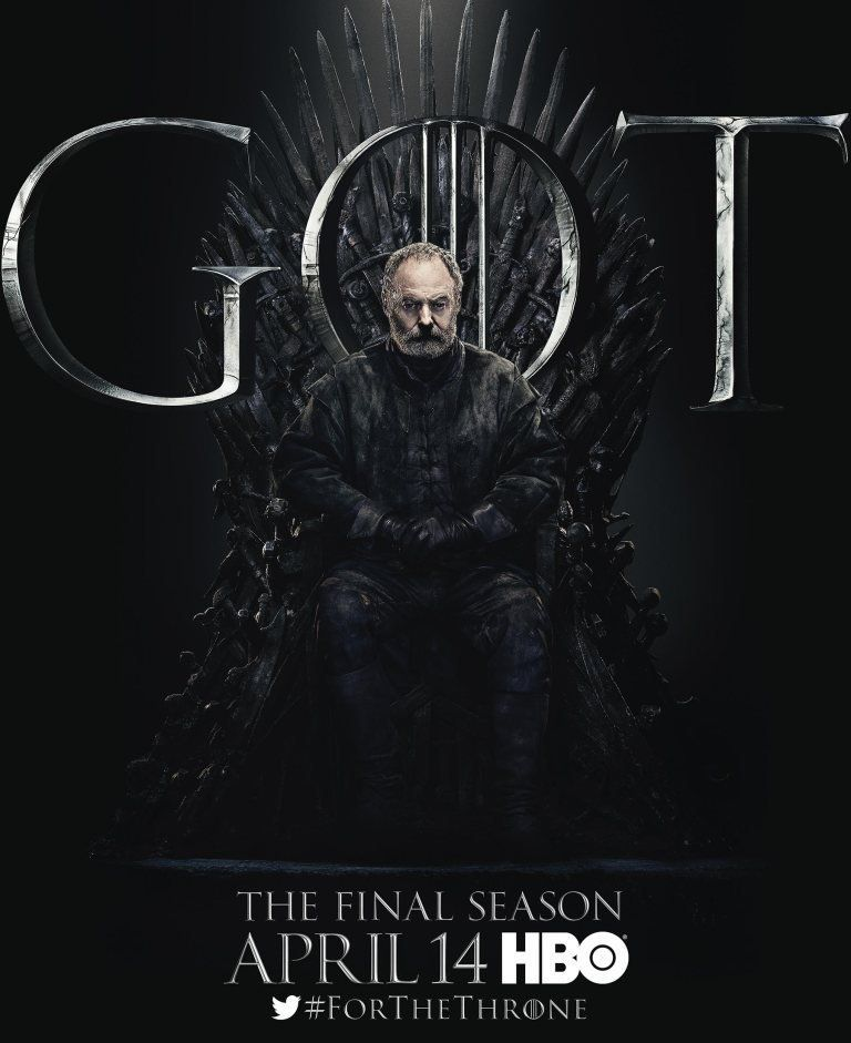 Game of Thrones : les affiches officielles de la Saison 8 #2
