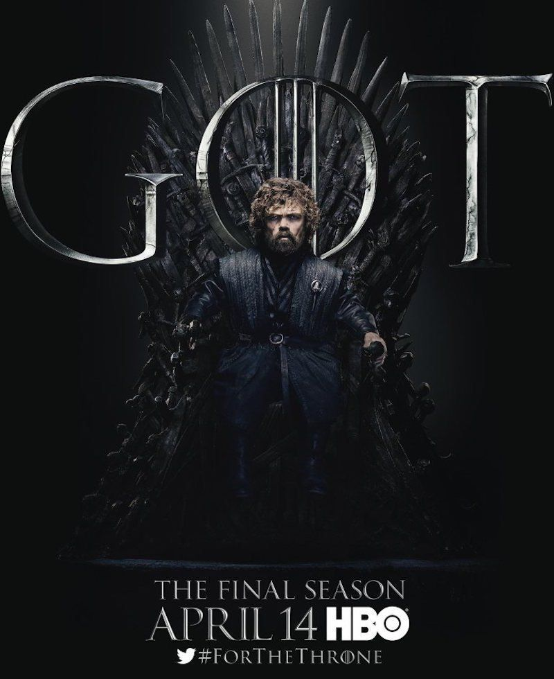 Game of Thrones : les affiches officielles de la Saison 8 #8