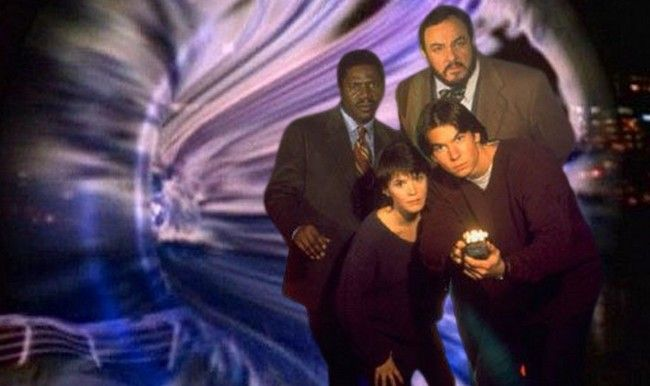 Le reboot de la série Sliders en discussion