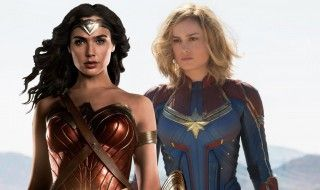 Wonder Woman vs Captain Marvel : qui est la plus forte ?